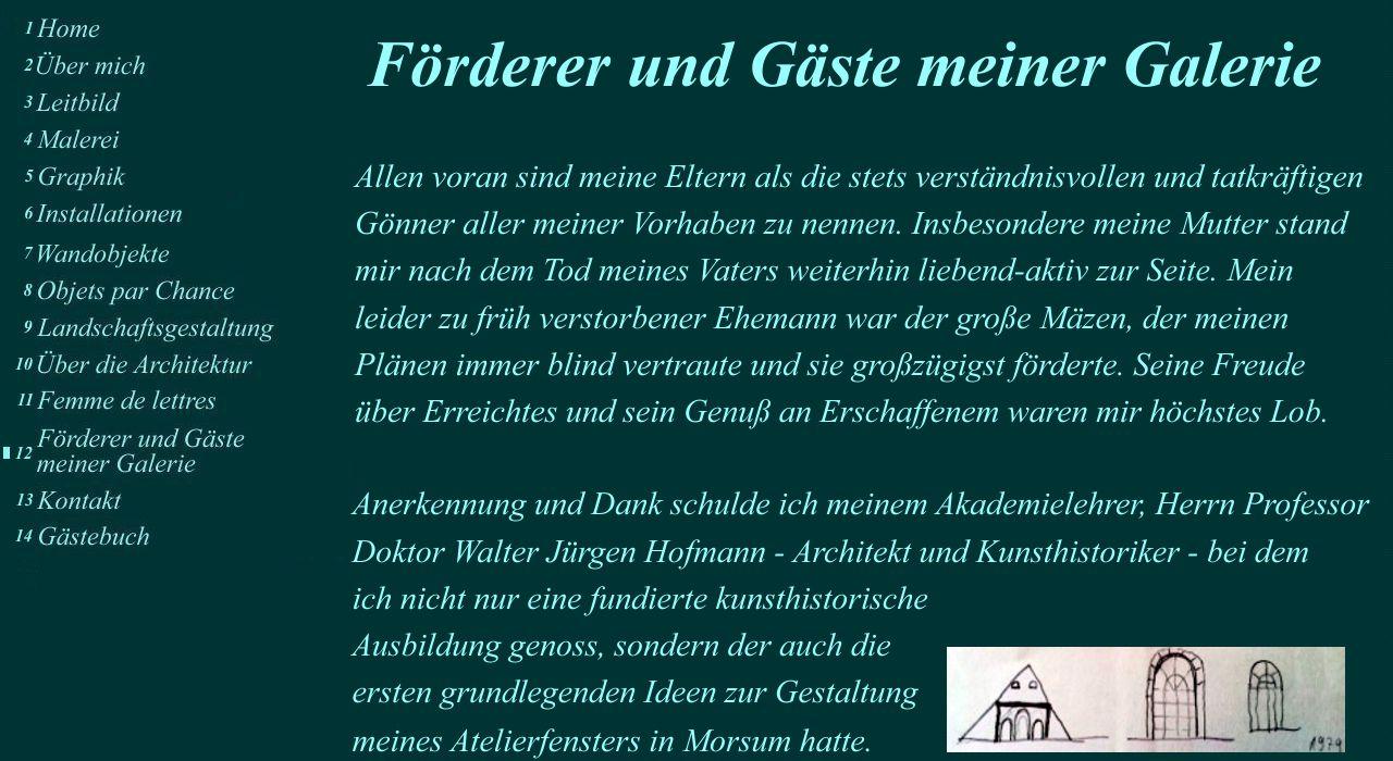 Galeriefoerderer und Besucher1