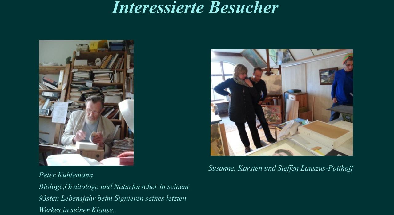 Galeriefoerderer und Besucher 4